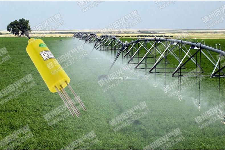 二,基本原理     tdr-3型土壤水分传感器采用晶体振荡器产生高频信号