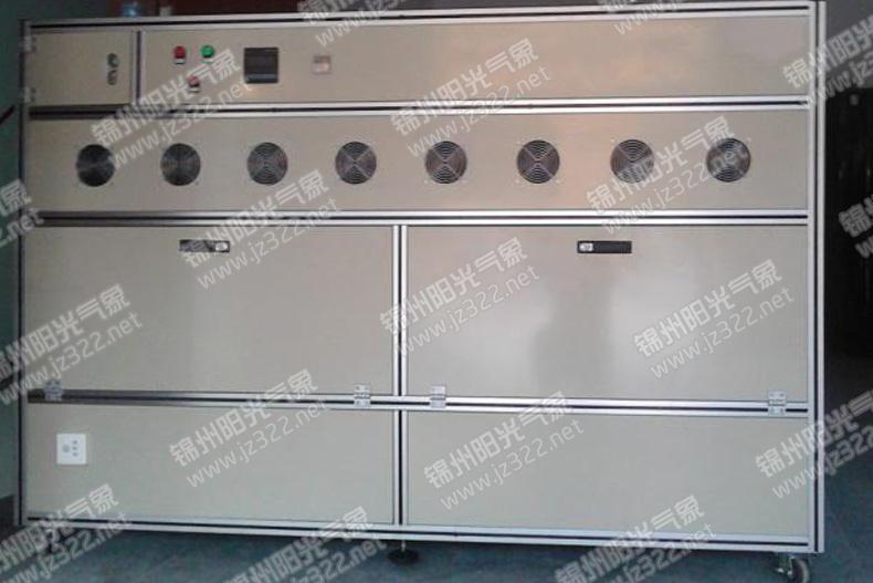 gdjs1太阳能电池片光衰箱